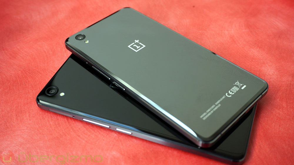 OnePlus One and OnePlus X