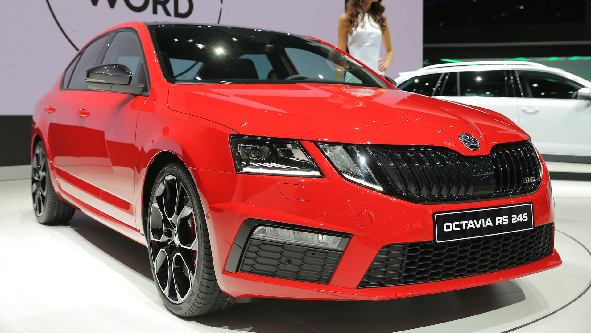 geneva motor show 2017 skoda unveiled india bound octavia rs 245. Black Bedroom Furniture Sets. Home Design Ideas