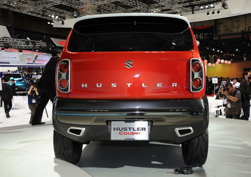 new car launches maruti suzukiMaruti Suzuki Compact SUV Hustler in India by 2014