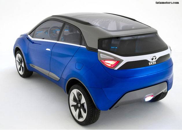 Tata Nexon To Be Fitted With 1 5 Litre Petrol Engine