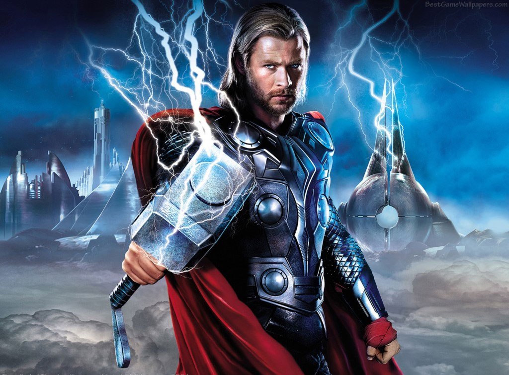 thor apple game