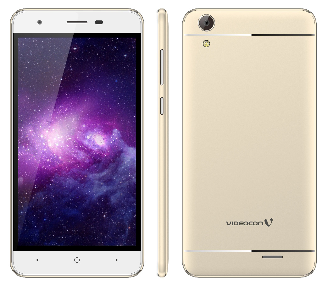 Videocon Mobile launched a new 4G VoLTE Smartphone in India