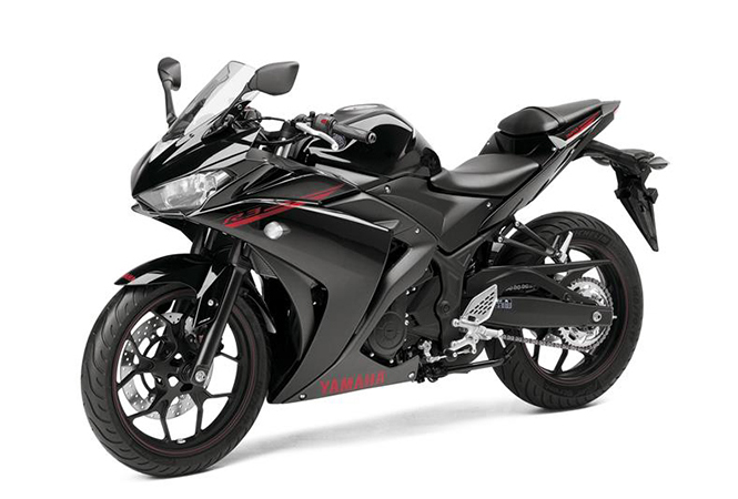 Yamaha yzf r3 launched in india priced at inr 4 lakh for Yamaha r3 mpg