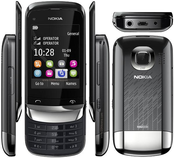 Nokia C2 06 Price India Specs And Reviews Sagmart