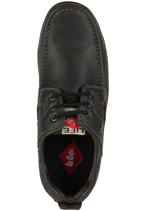 lee cooper boat shoes black price india  specs and reviews