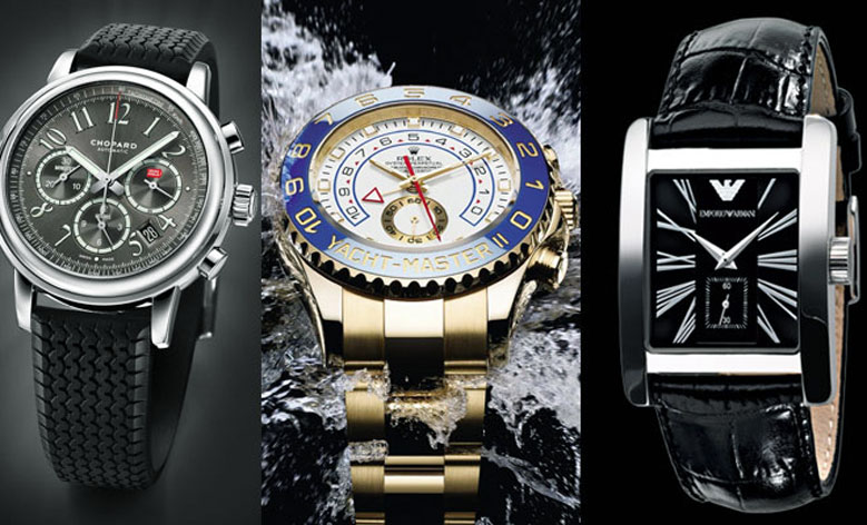 Renown Wrist Watches In The World