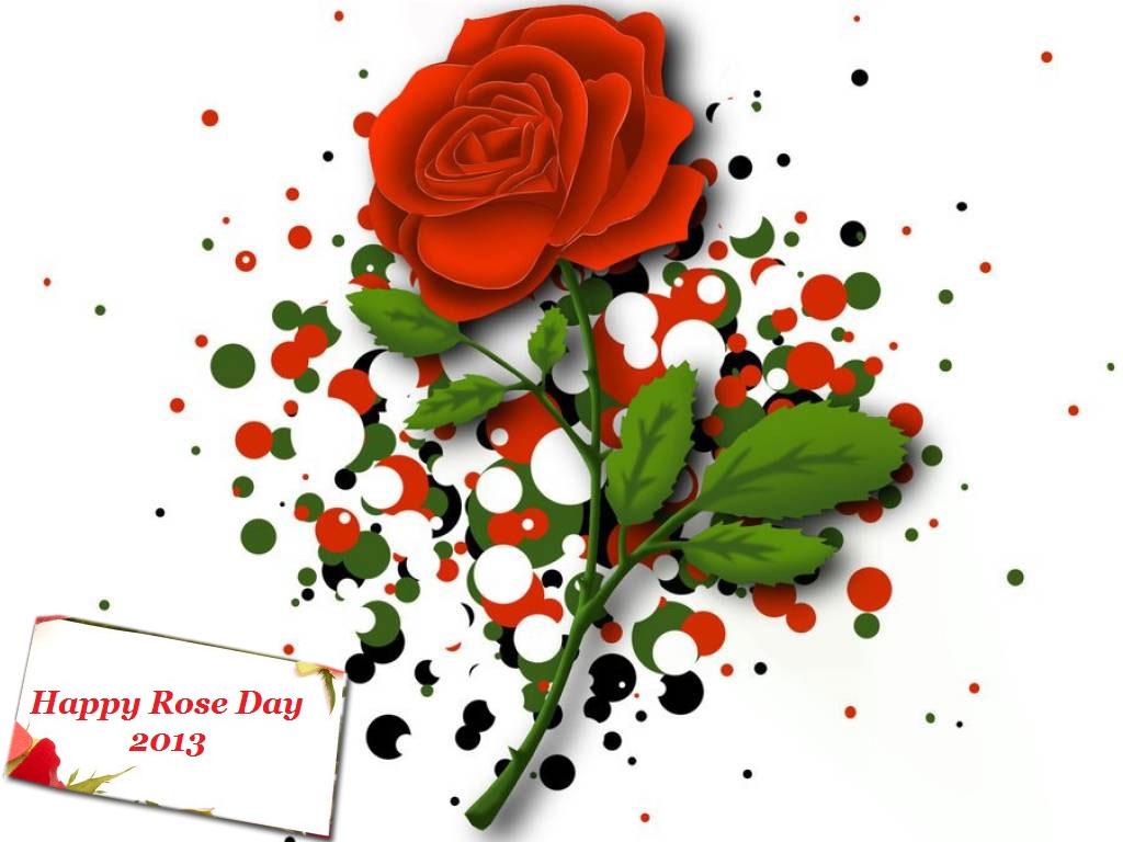 Happy rose day 2013 symbol of love happy rose day 2013 buycottarizona