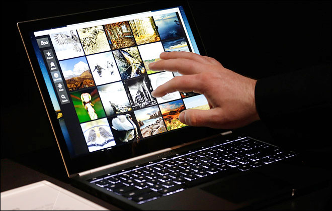 Google Chromebook Pixels Laptop, New Touch Screen Laptop
