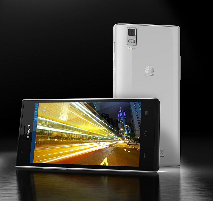 Huawei Ascend P2 Price India, World's Fastest Smartphone