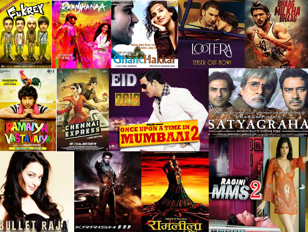 Top Romance Hindi Movies 2013