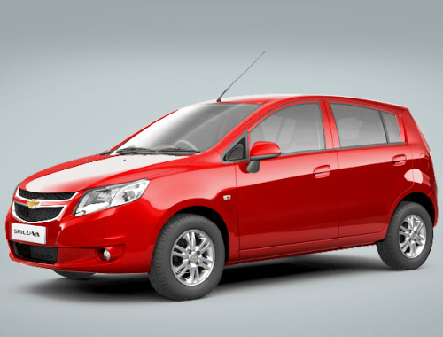 Pictures Chevrolet Sail UVA LS ABS | SAGMart