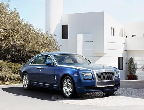 Rolls Royce Ghost Series II Extended Wheelbase Price India ...