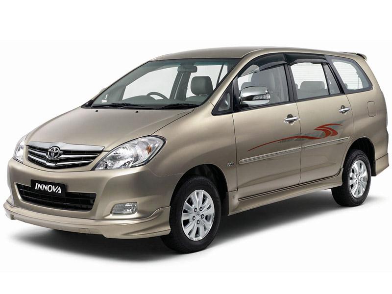 Pictures Toyota Innova 2 5 Gx Diesel 7 Seater Sagmart