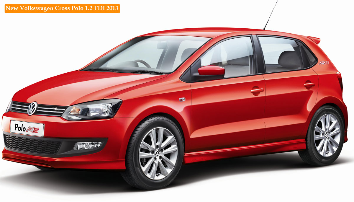 volkswagen cross polo 1 2 tdi 2013 sag mart. Black Bedroom Furniture Sets. Home Design Ideas