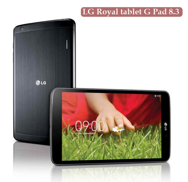LG Royal Tablet
