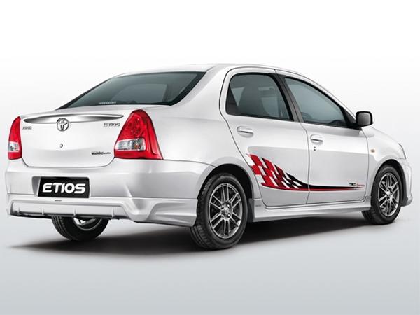 Pictures Toyota Etios Gd Xclusive Edition Sagmart