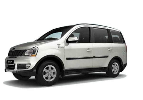 White xylo car