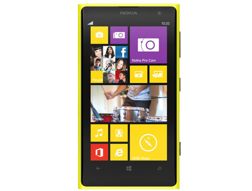 Nokia Lumia 1020 Display