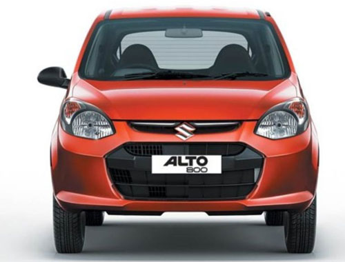 Car maruti alto 800 lxi anniversary edition India pictures