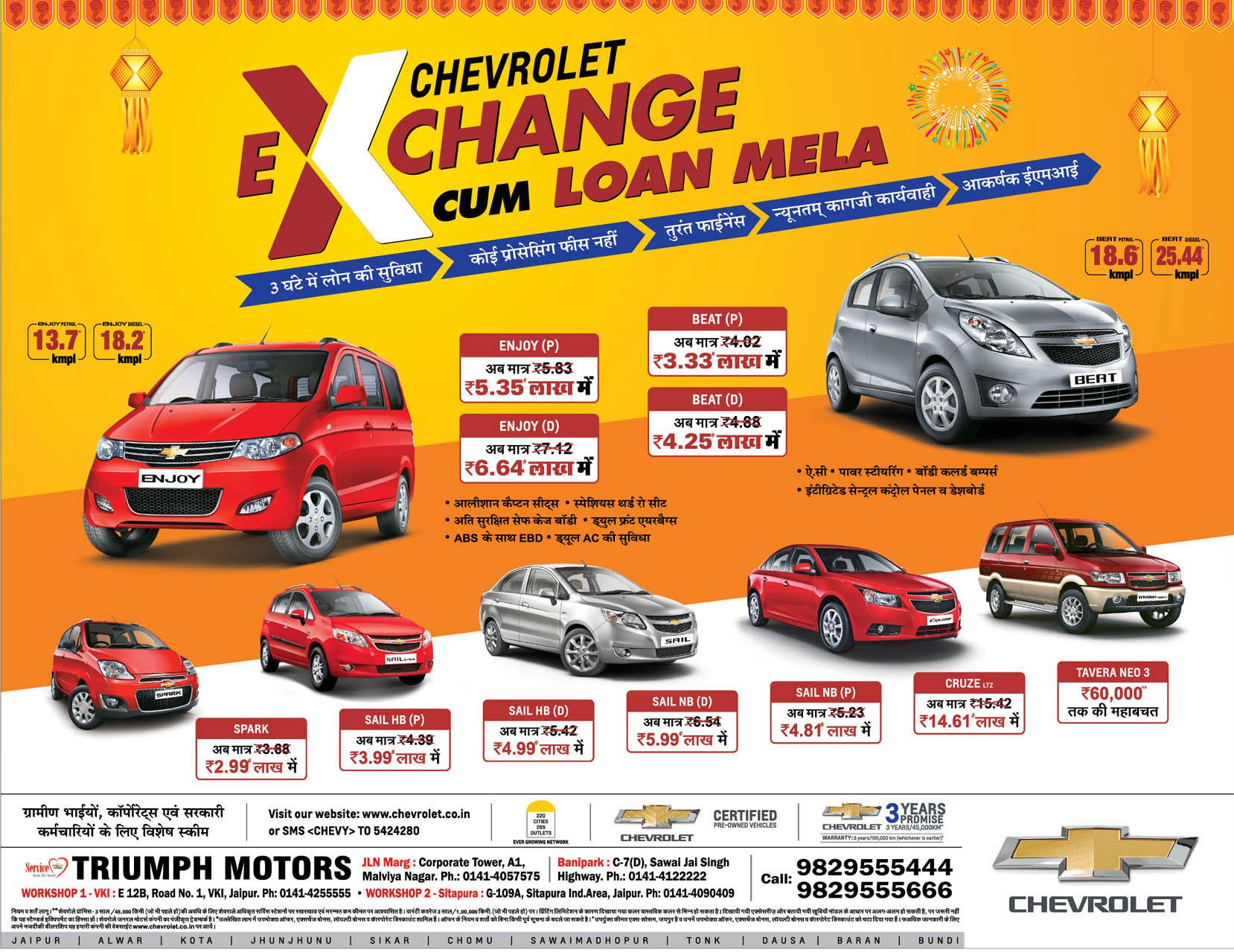 Best part exchange deals on cars