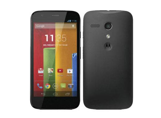 Google and Motorola Moto G