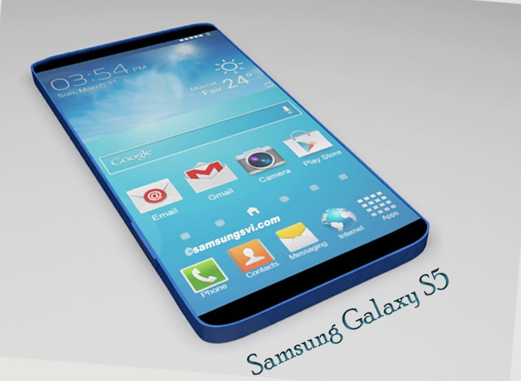 Samsung Galaxy S5 Launched Soon In April 2014