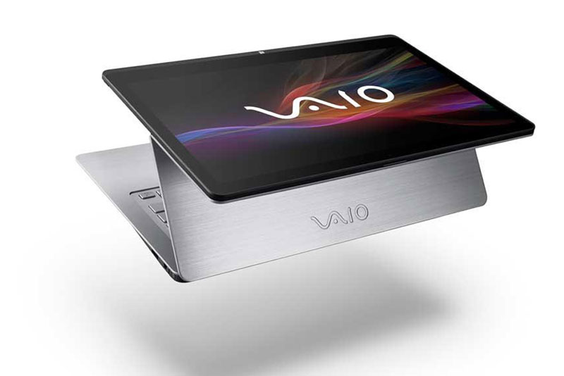 sony launches vaio f13n f14n and f15n laptop cum tablet