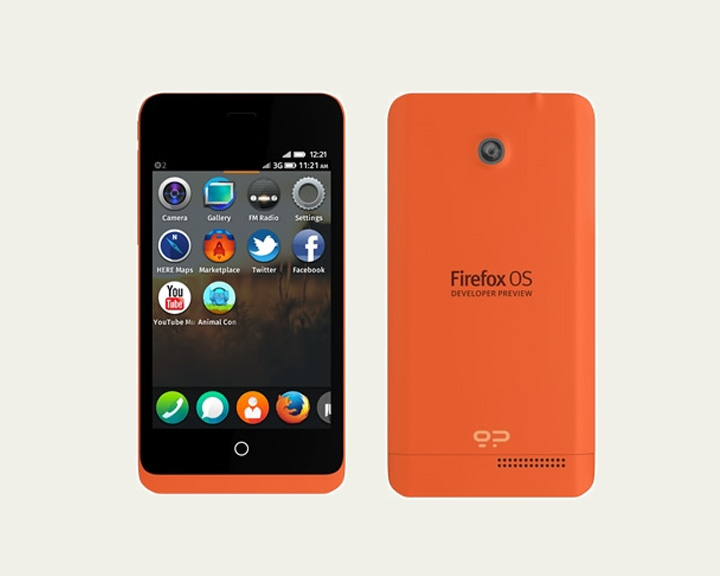 MOZILLA, brings up Firefox OS smartphones at $25