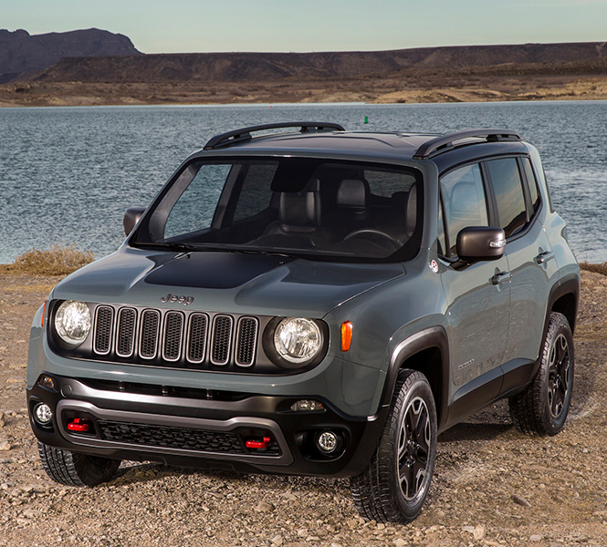 2014 Jeep Engine Options