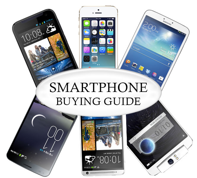 How to settle on on a smartphone - Buying Guide and Tips
