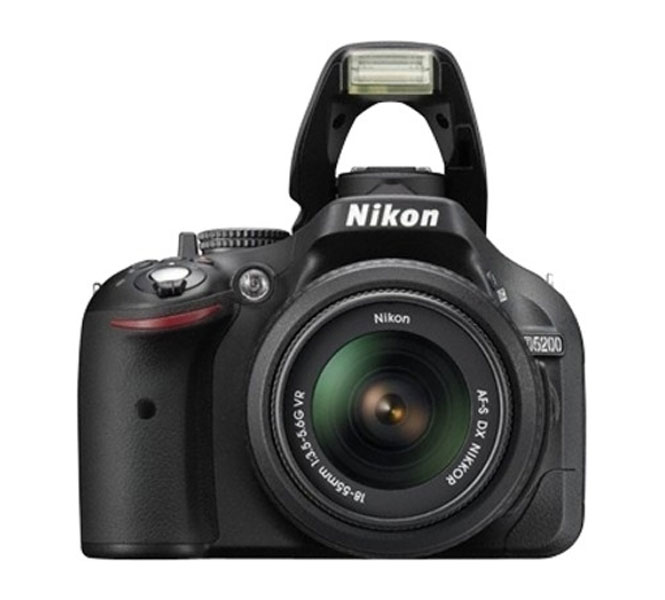 Nikon D5200 DSLR Camera Price India, Specs and Reviews ...