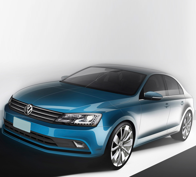 New Volkswagen Jetta 2015 Coming To India In 2014