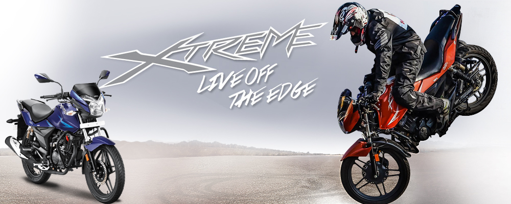 Hero New Xtreme