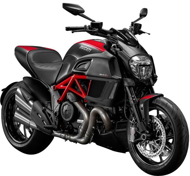 Ducati Diave... Ducati Bikes In India