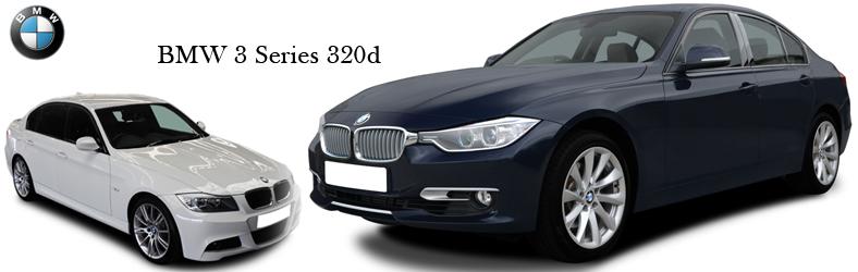 BMW 3 Series 320d GT