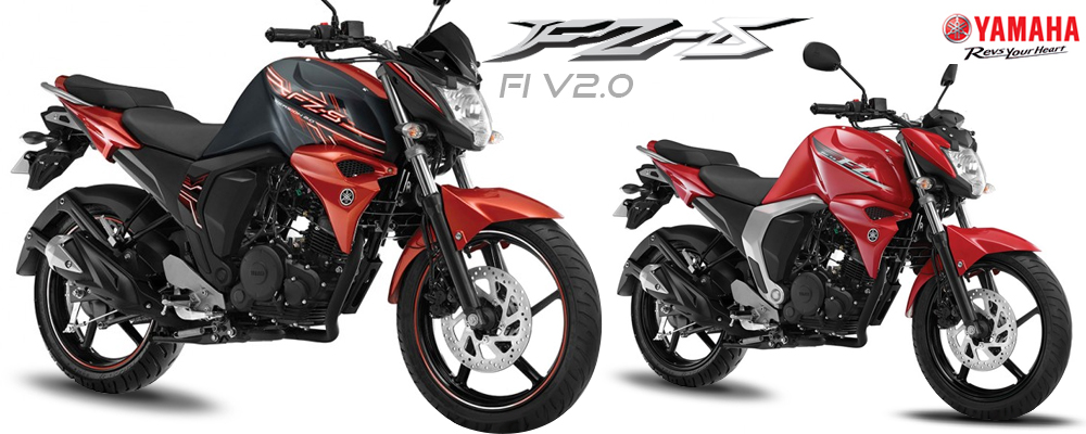 Yamaha New FZS