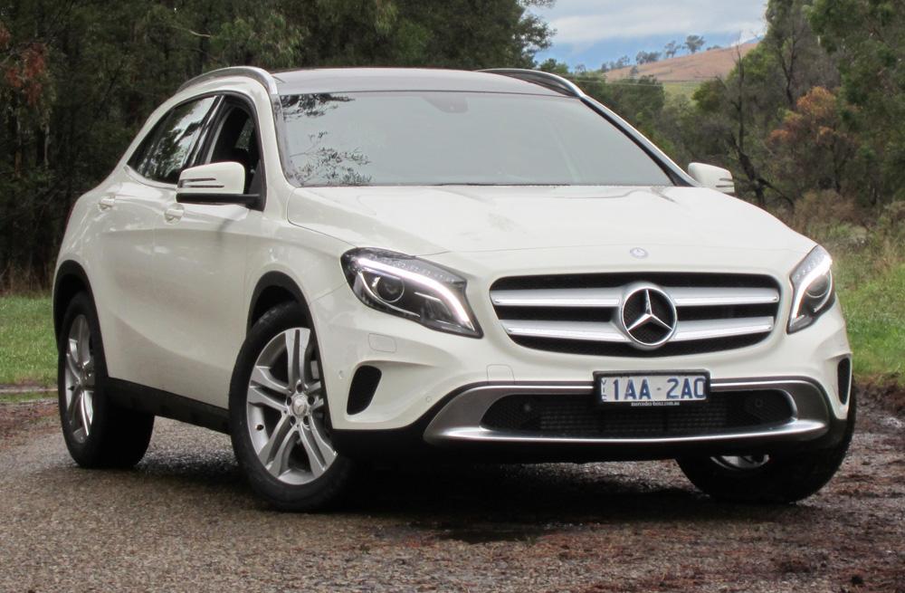 Pics Photos - Mercedes Benz Gla200 Cdi Gla Cdi In Cirrus White