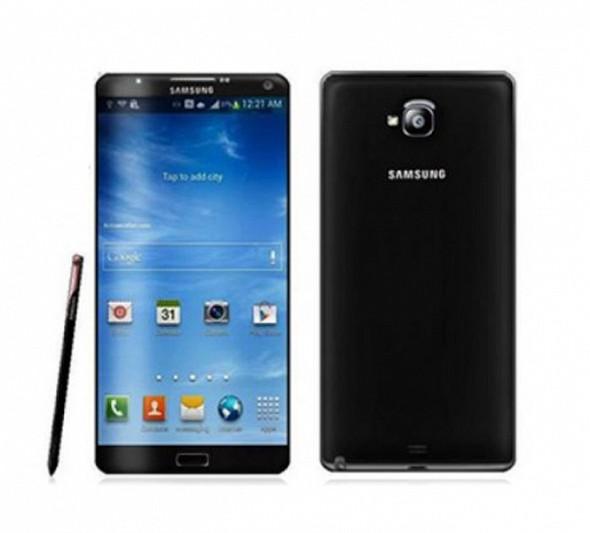 Will Samsung Galaxy Note 4 Garnish with Metal Finish like ...