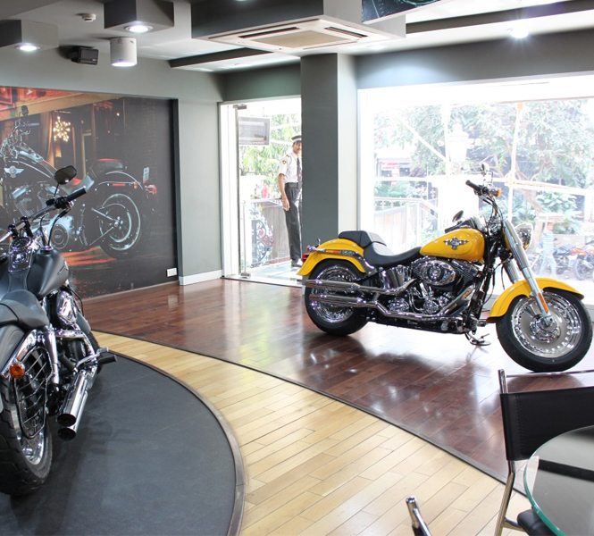 Harley-Davidson Inaugurated its Second Dealership in ...