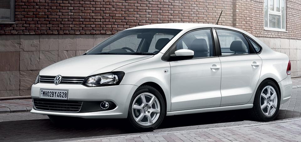 Updated Version Of Volkswagen Vento To Release On September 24
