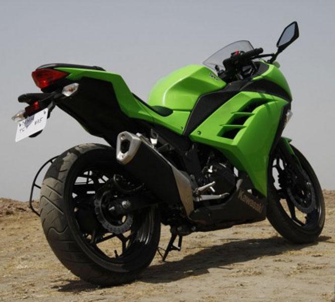 Kawasaki Ninja 300 Has Received Updates In Price