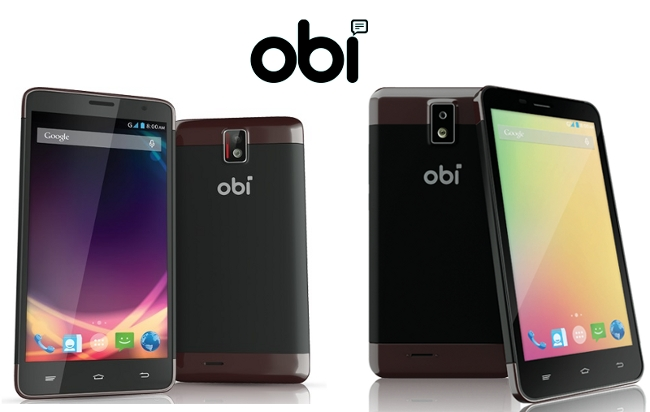 Obi has shown off two mammoth smartphones crane s550 and for Obi mobiles klimagerat mora