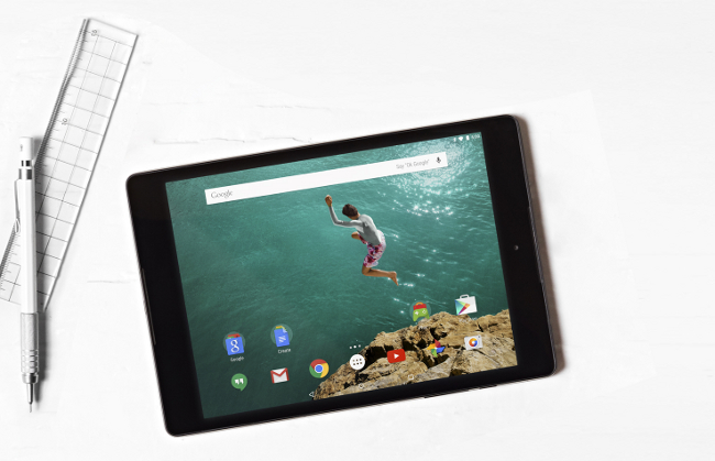 HTC Nexus 9 Tablet has been listed on Google Play store India