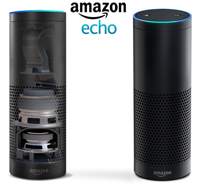 the smart bluetooth enabled speaker amazon echo available. Black Bedroom Furniture Sets. Home Design Ideas