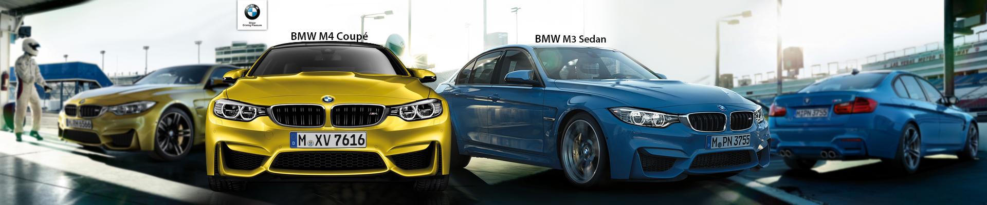 BMW M4 M3