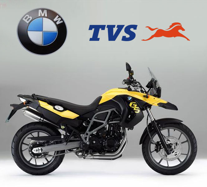 Bmw Tvs Collaborated Motorcycle Will Be Arriving In 2015