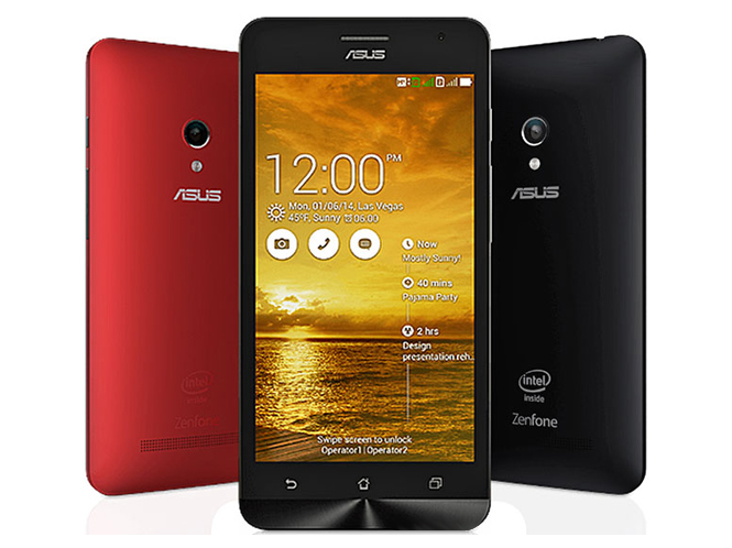 Install Asus Zenfone 5 Lite A502CG Android Oreo 8.0 Update