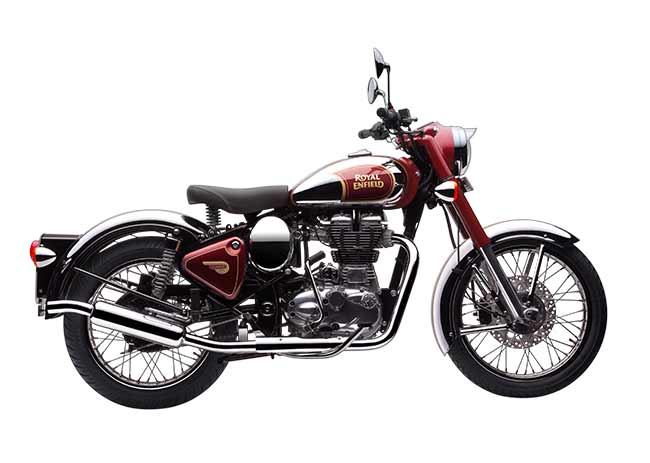 Royal Enfield Classic 500 BS IV