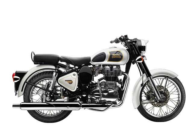 Royal Enfield Classic 350 BS iV