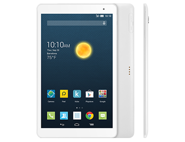 Alcatel One Touch Pop (10): An Android Lollipop tablet with